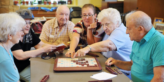 Adult Social Day Club at Bethany Village